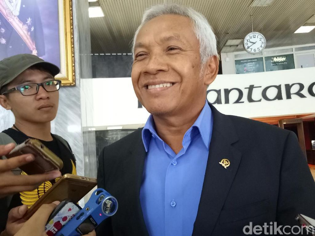 Pimpinan Segera Bahas Isu Penekanan ke BPK agar DPR WTP