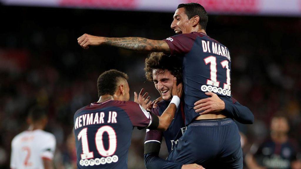PSG Bidik Titel Liga Champions