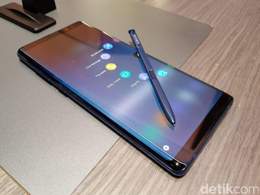 Samsung Beberkan Gampangnya Beralih dari iPhone ke Note 8