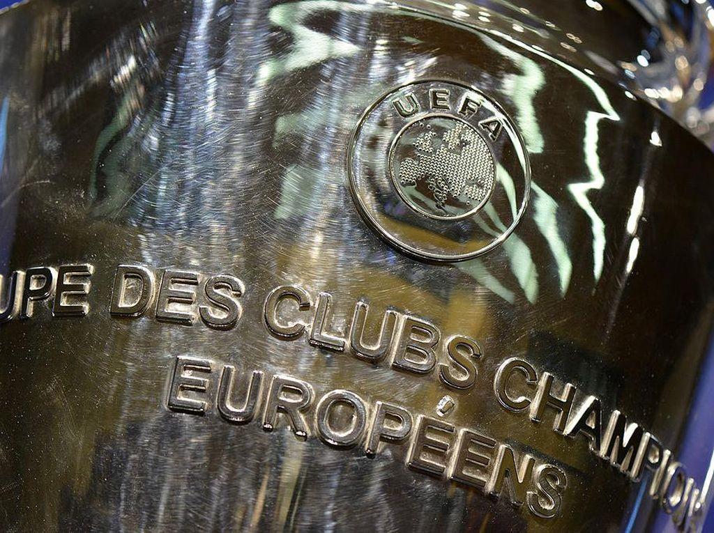 Liga Champions Mustahil Bisa Dituntaskan