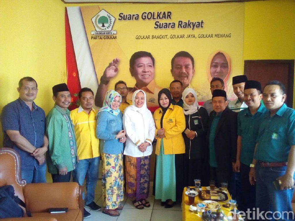 5 Kandidat Bakal Calon Bupati dari Golkar Ditentukan DPP