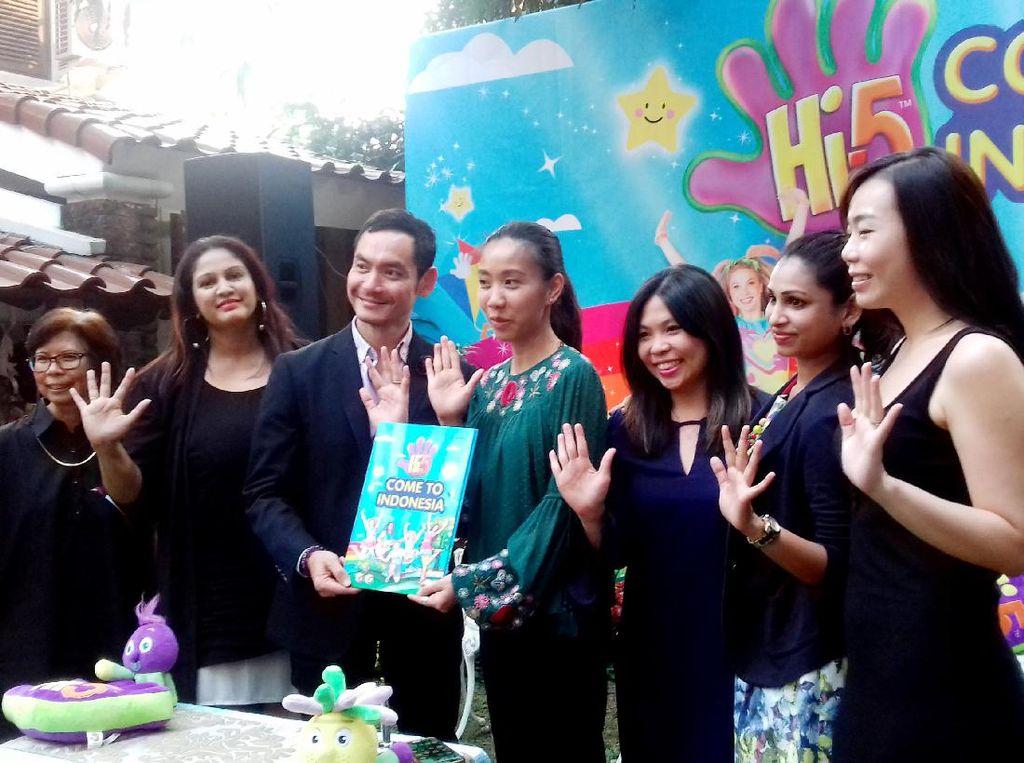 Serial TV Hi5 Akan Tayang di Indonesia