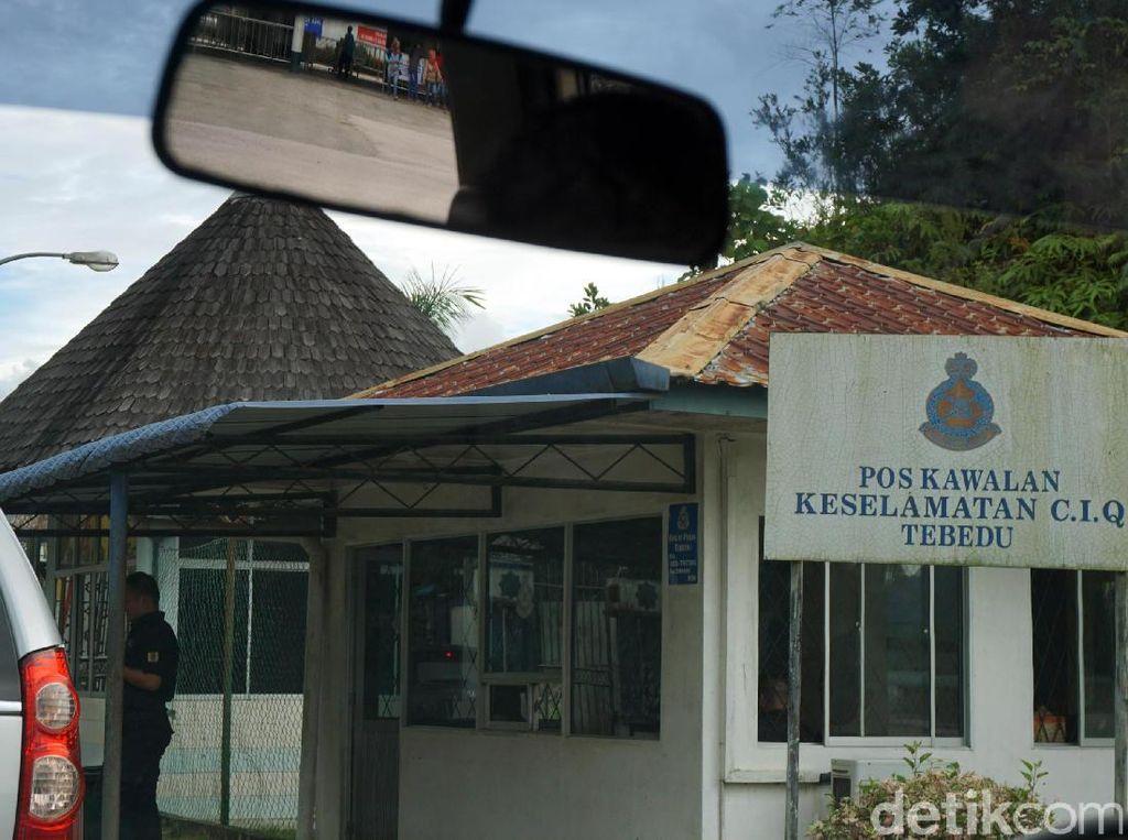Menyeberang ke Tebedu di Malaysia, Bisa Ngapain Saja?