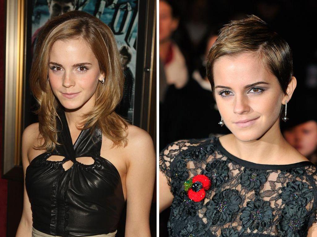 Terapkan Pola Makan Sehat Emma Watson Juga Doyan Pizza dan Nutella