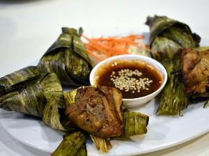 Tambah Selera Makan dengan Ayam Goreng Pandan Aromatik di 5 Resto Ini