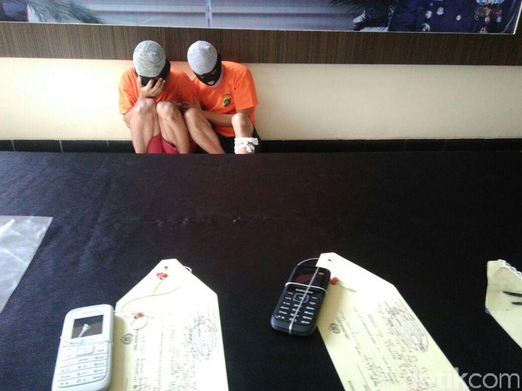 2 Pencuri Uang Nasabah Bank di Bekasi Diciduk Polisi