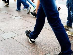 Kaum Paruh Baya, Berjalanlah Cepat Untuk Hindari Risiko Mati Dini