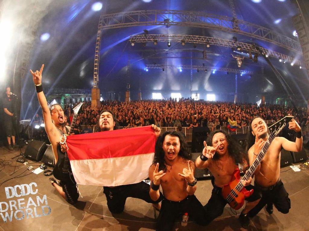 Siap-siap! Indonesia Mencari Band Metal untuk W:O:A di Jerman