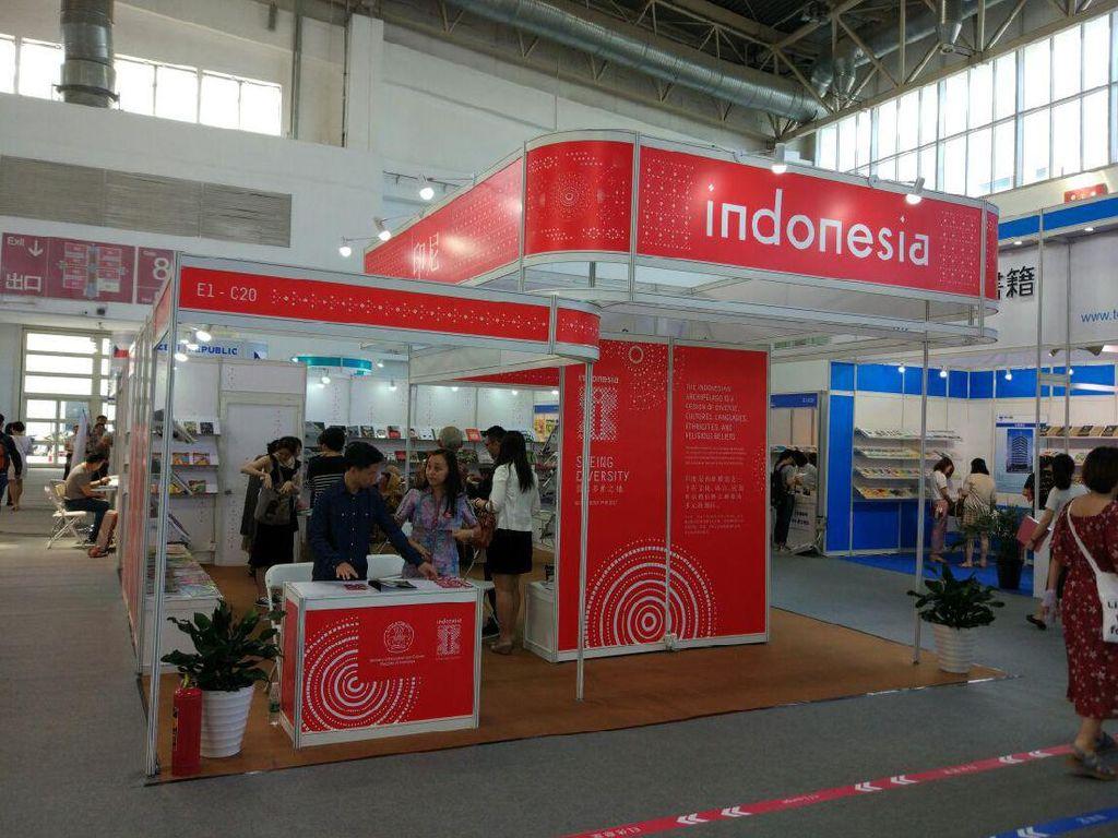 Indonesia Kembali Hadir di Beijing International Book Fair 2017
