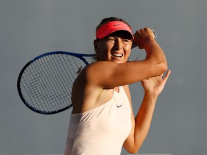 Sharapova Akui Kurang Persiapan untuk AS Terbuka