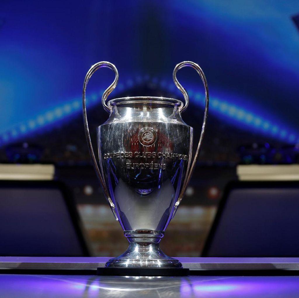 Mereka Baru Juara Liga Champions Setelah Tak Main di Premier League