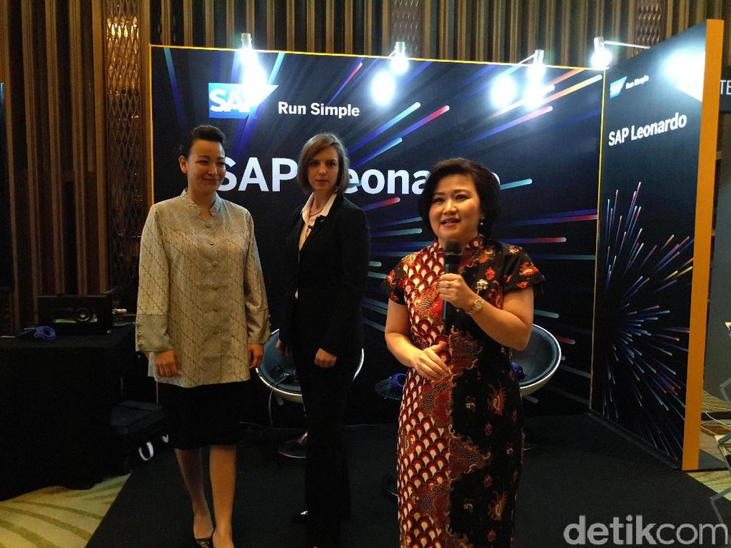 Rayakan 20 Tahun di Indonesia, SAP Gelar Asian Inovator Summit