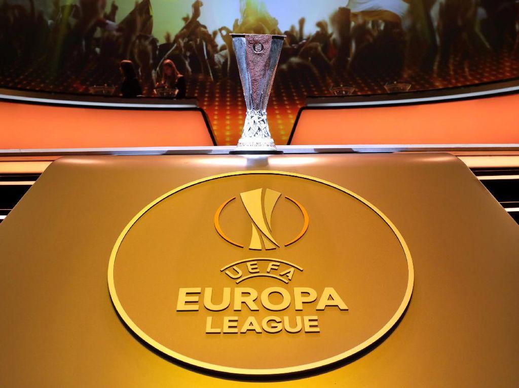Drawing Babak 16 Besar Liga Europa: MU Vs AC Milan