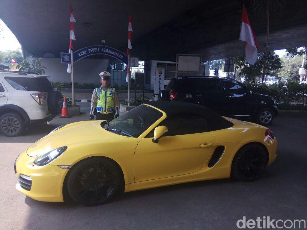 Mobil Porsche yang Diblokir KPK Terkait Kasus Korupsi Kepala Daerah