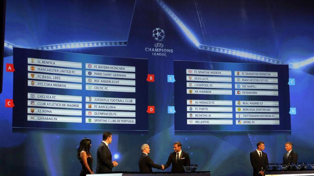 Liga Champions Matchday 5: Empat Tim Sudah Lolos, Siapa Menyusul?