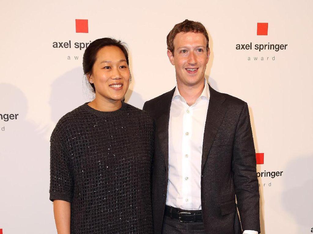 So Sweet, Mark Zuckerberg Ciptakan Alat Supaya Istri Bisa Tidur Nyenyak