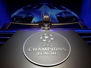 Liga Champions Lanjut 7 Agustus, Ada Perubahan Format