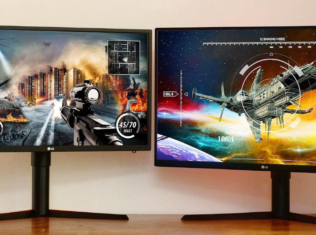 LG bakal Boyong Monitor 5K HDR ke CES