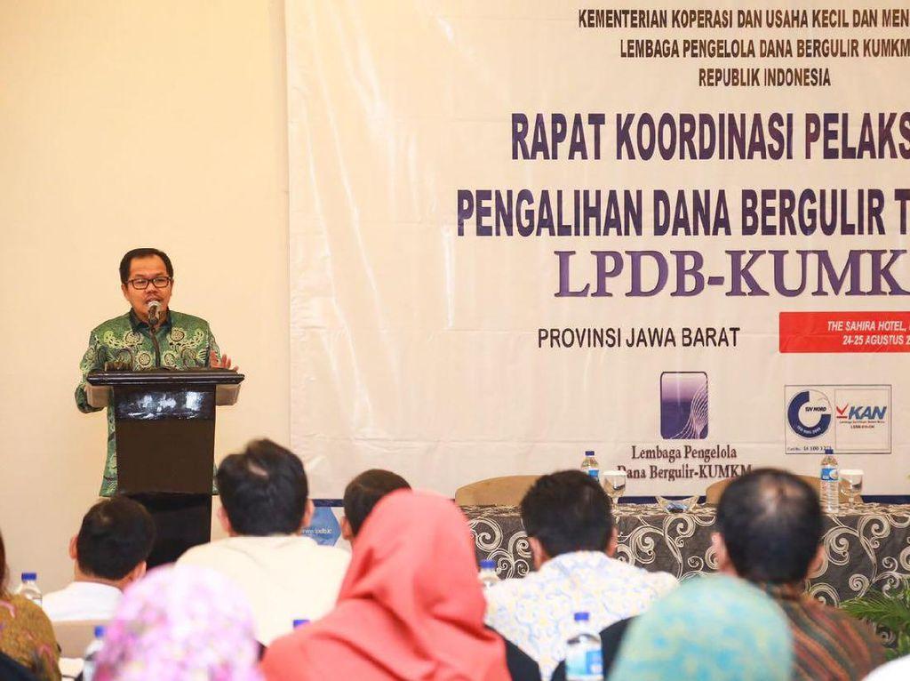 LPDB akan Prioritaskan Koperasi yang Telah Lunasi Pinjaman