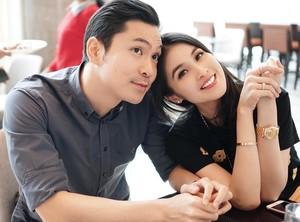 Cerita Sandra Dewi Pacaran Lagi dengan Suami di Melbourne