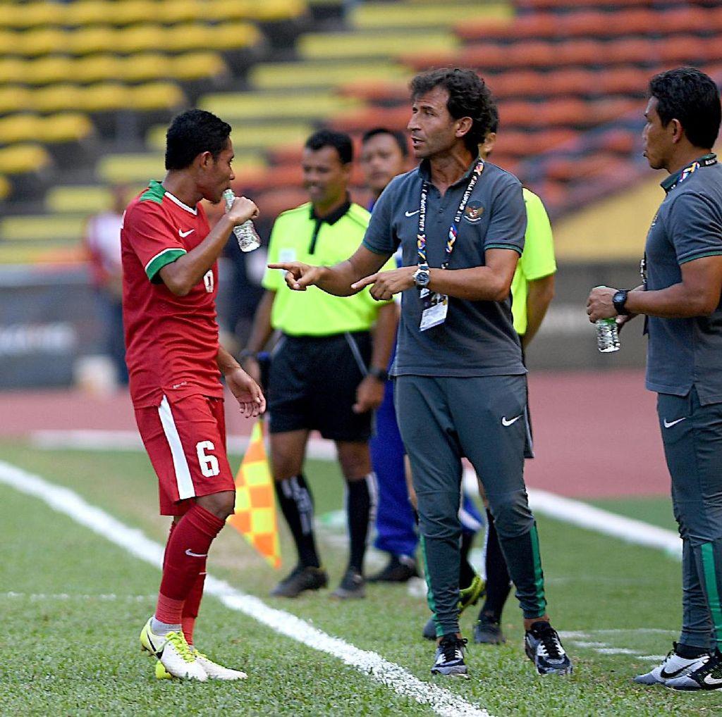 Timnas Indonesia U-23 Takluk 2-3 dari Suriah