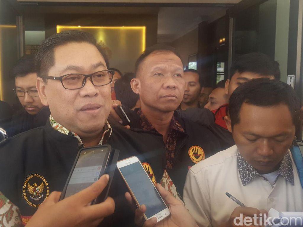Korban OTT Pejabat Pemkot Batu Diperiksa Polda Jatim