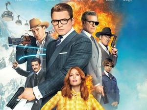 Poster Baru Sekuel Kingsman: Secret Service