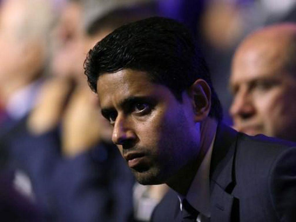 Presiden PSG Diduga Terlibat Suap Hak Siar Piala Dunia