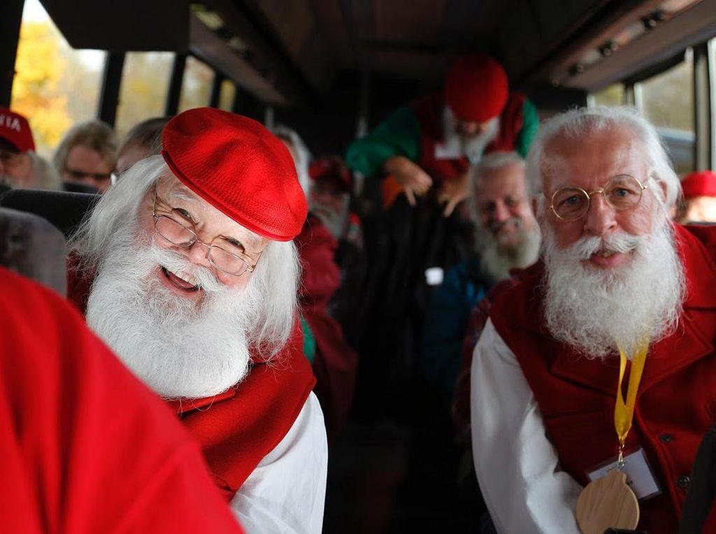 Sinterklas Boleh Jalan-jalan di Irlandia, Dianggap Pekerja Esensial