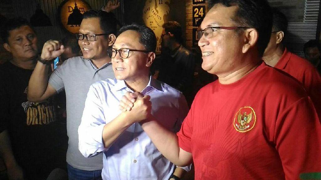 Ketua MPR Sanjung Semangat Pantang Menyerah Garuda Muda