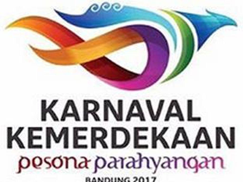 2.500 Peserta Meriahkan Karnaval Kemerdekaan di Bandung
