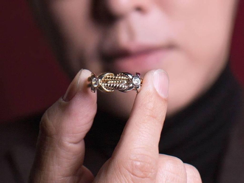 Spesial untuk Hari Bahagia Anda, Cincin Kawin Karya 3 Desainer Top Indonesia