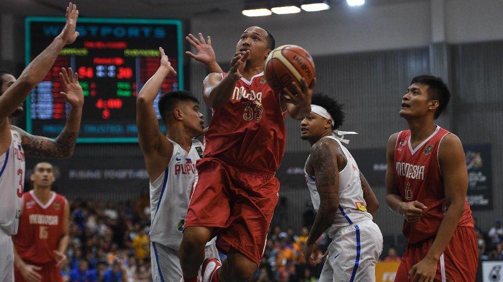 Timnas Basket Filipina Mundur dari Asian Games 2018, Arki Wisnu Tak Ambil Pusing