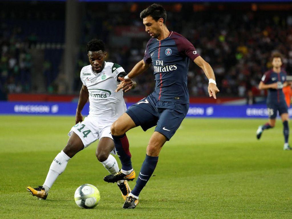 PSG Masih Sempurna di Liga Prancis