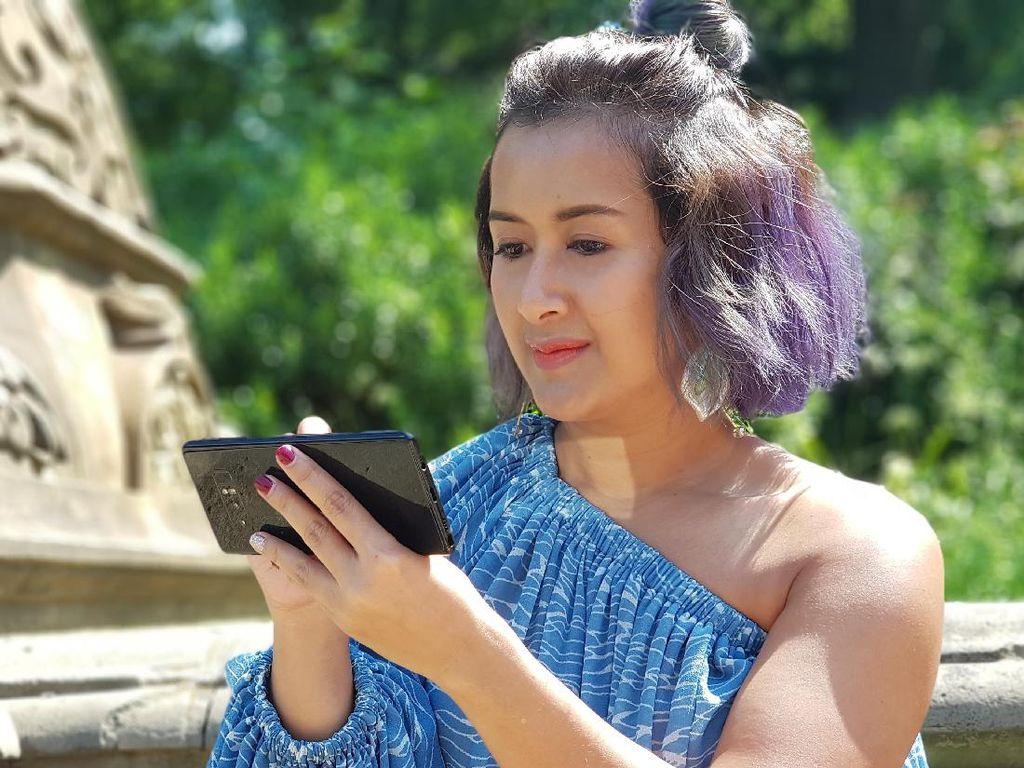 OIS di Galaxy Note8 bikin Foto Bokeh Makin Oke