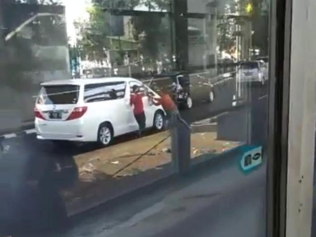 Viral Video Pencurian Spion di Jakbar, Polisi Minta Korban Lapor