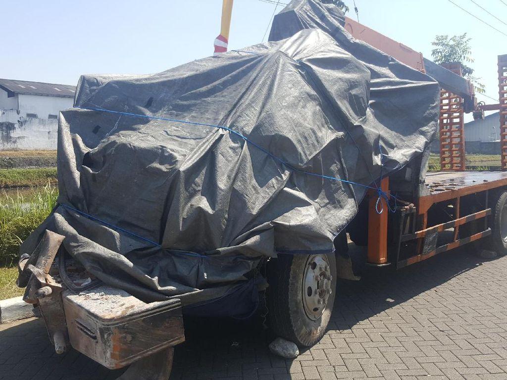 Sopir Truk Penyebab Kecelakaan di Karangploso Jadi Tersangka