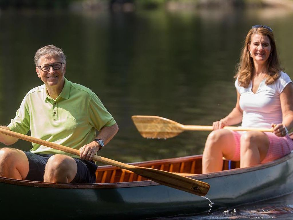 10 Perhitungan Ini Tunjukkan Betapa Kayanya Bill Gates