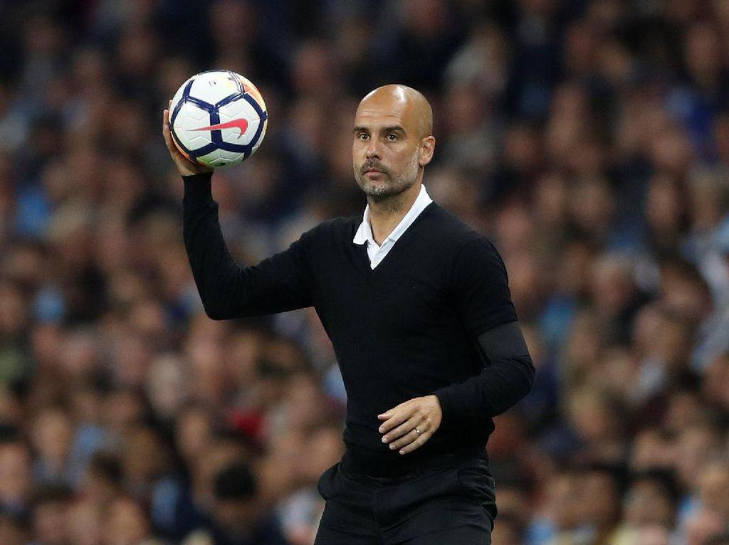 Guardiola Menanti Respons City di Stamford Bridge Usai Kehilangan Aguero