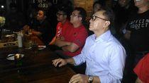 Bareng The Jakmania, Ketua MPR Nobar Indonesia Vs Malaysia