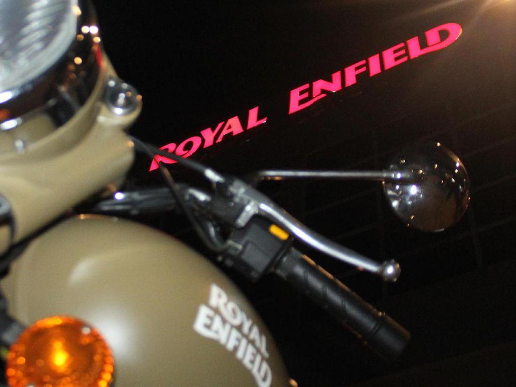 Royal Enfield Dituntut Atas Dugaan Pencurian Paten