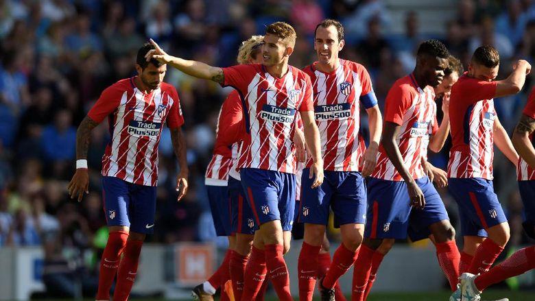 Atletico Hancurkan Las Palmas 5-1