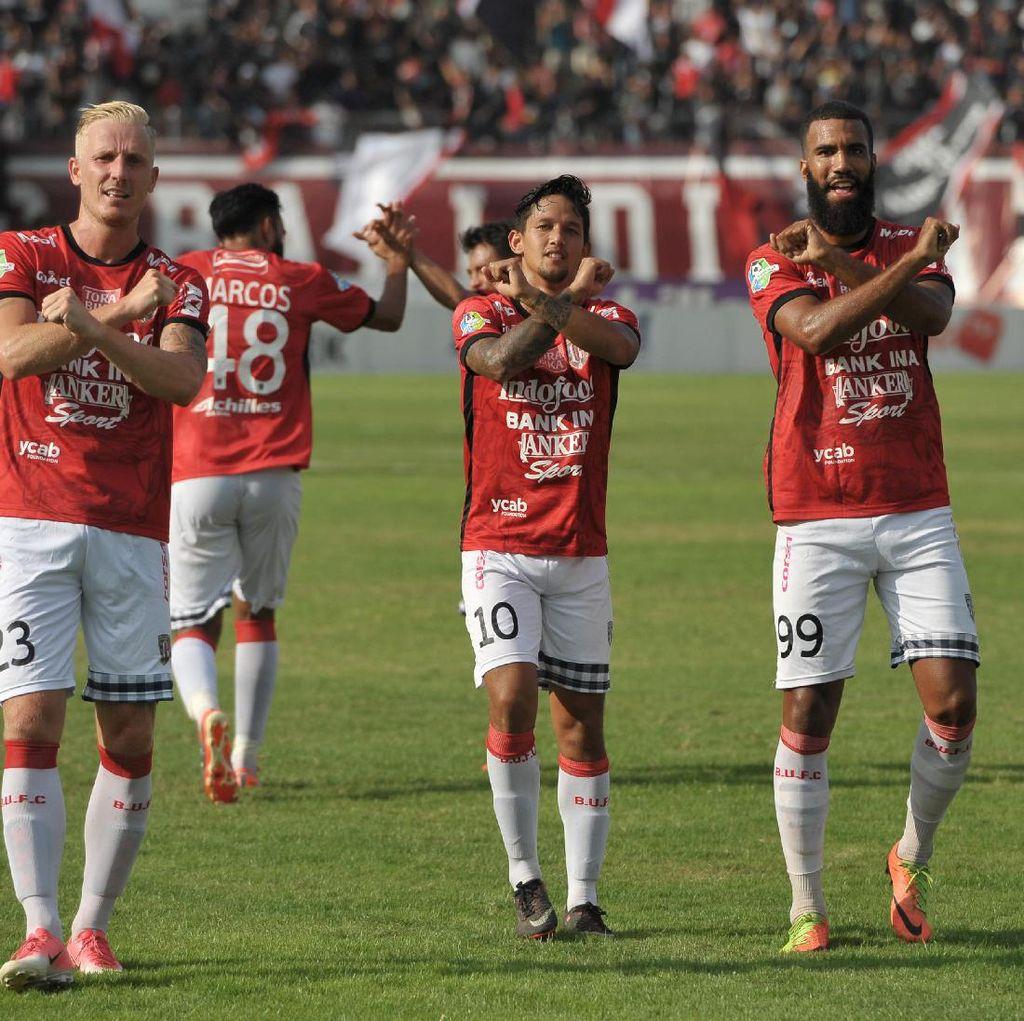 Bali United Berpeluang Juara, Indra Sjafri Turut Senang