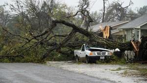 Trump akan Kunjungi Texas yang Diterjang Badai Harvey