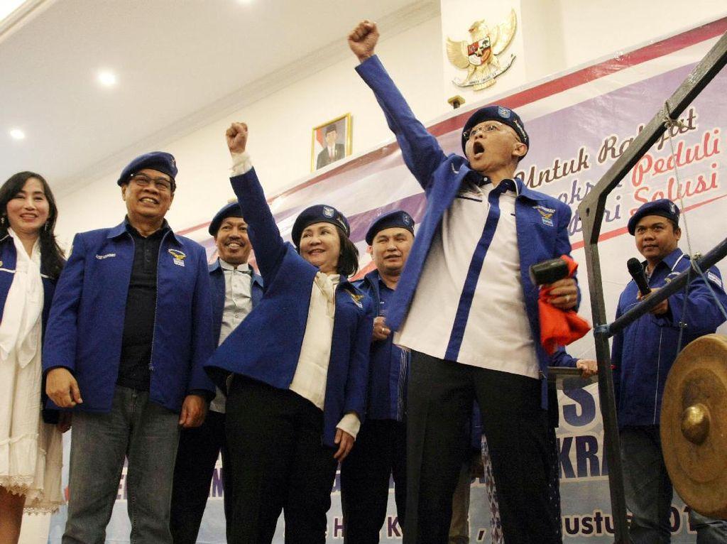 Pramono Edhi Buka Muscab Demokrat se-Sulawesi Tenggara