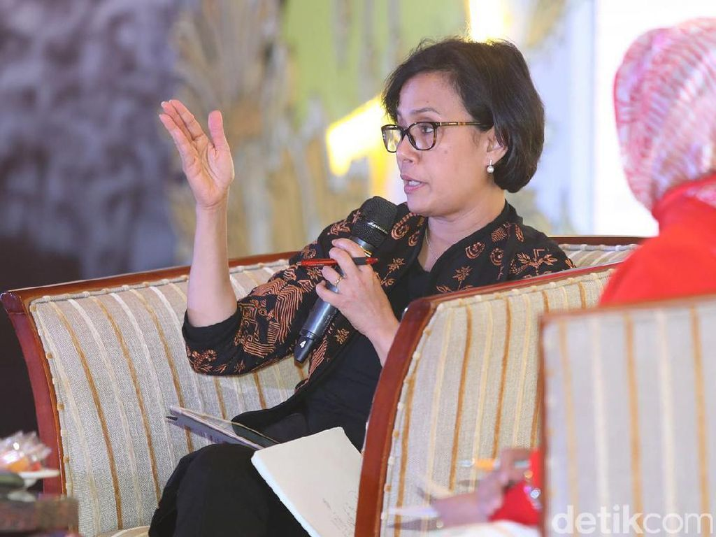 Sri Mulyani: Kreativitas Adalah Aset Penting Indonesia