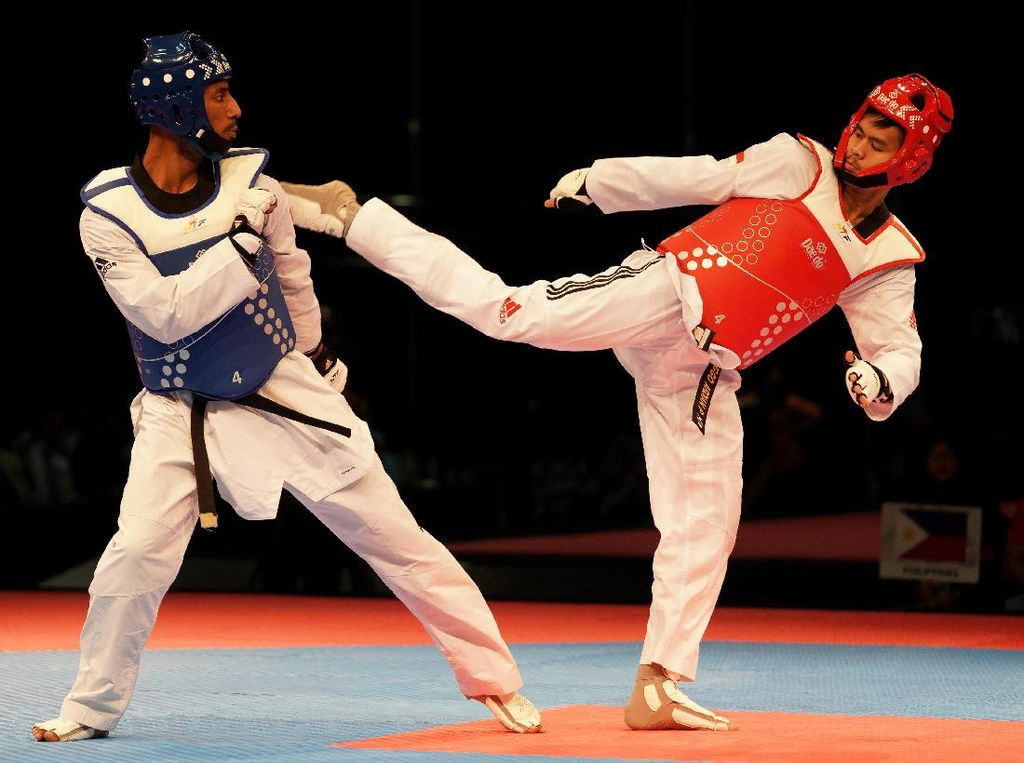 Nomor Taekwondo di Asian Games 2018 Diubah, PB TI Pesimistis Raih Emas