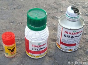Polisi Periksa Peracik Obat Kutu yang Racuni Sekeluarga di Boyolali