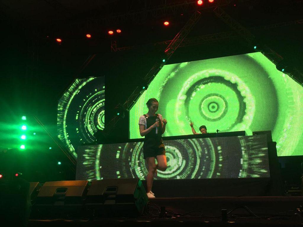 Sound of Tri: Iringan Musik dan Kemewahan Electrical Forest
