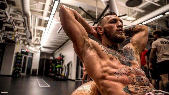 Conor McGregor menyatakan pensiun dari dunia tarung MMA (instagram/@thenotoriousmma)
